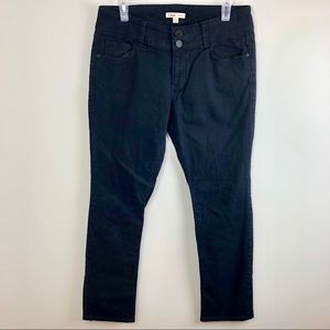 Used, CAbi Jeans Straight Leg Lou Lou #515 Size 10 for sale